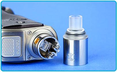 dripper inhalation indirecte 22mm