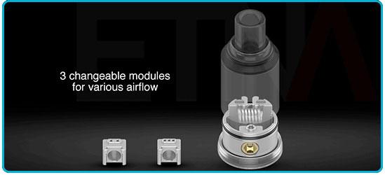 modules airflow etna rda digiflavor