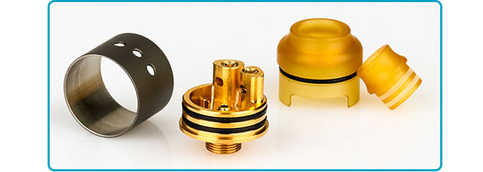 dripper dinky rda pieces