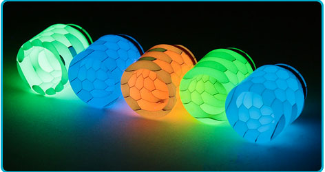 Drip tip 810 luminous cobra phospho smok