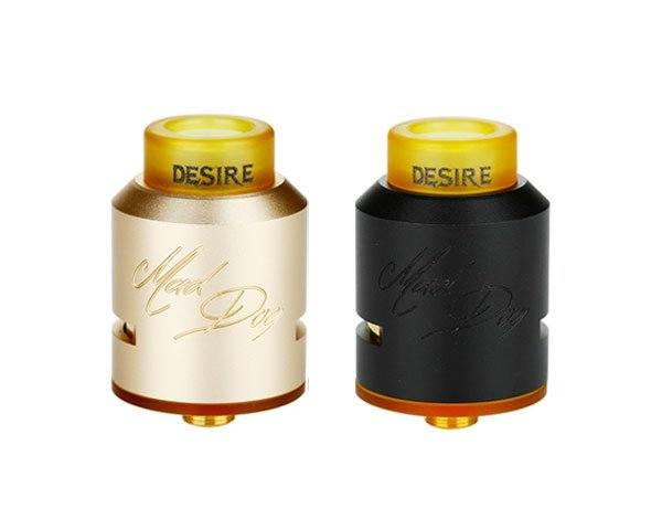 Atomiseur rda Mad dog desire