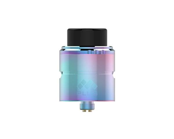 dripper mesh plus rda vapefly rainbow