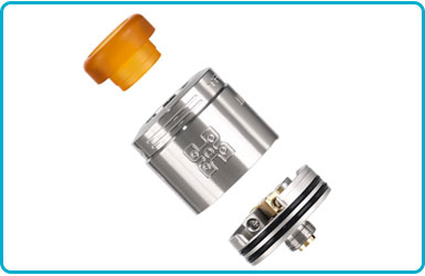 Dripper talo x rda geekvape inhalation directe