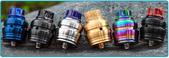 Elder Dragon RDA Wotofo atomiseur 22mm