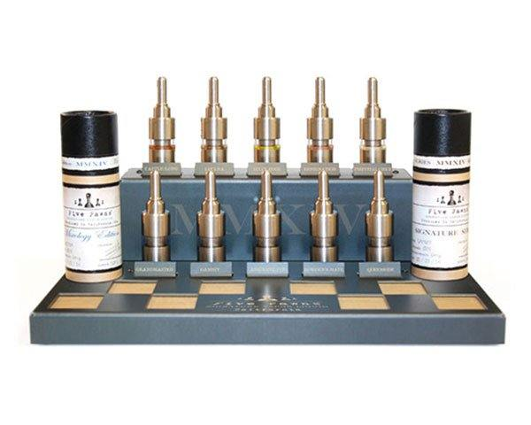 e liquide americain queenside five pawns custard