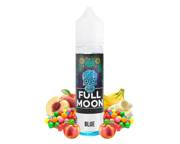 e liquide blue full moon 50ml