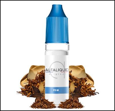 Meilleur e liquide tabac Alfaliquid