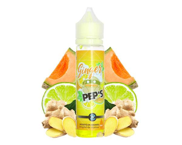 E liquide Ginger Pep's 50ml Aromazon