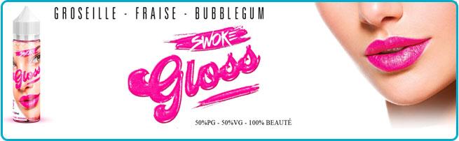 E liquide Gloss pub Swoke