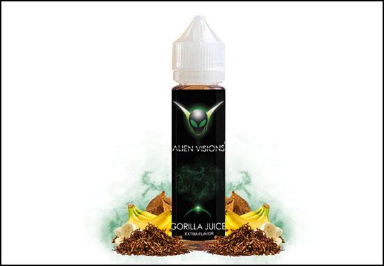 avis gorilla juice alien vision