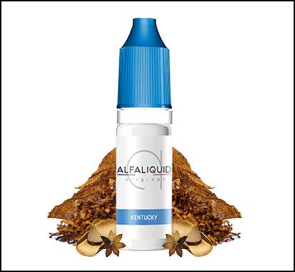 E liquide vapoteuse tabac brun