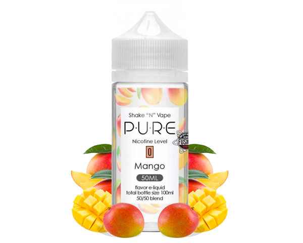 E liquide mango halo pure 50ml