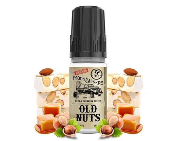 e liquide old nuts 10ml moonshiners le french liquide