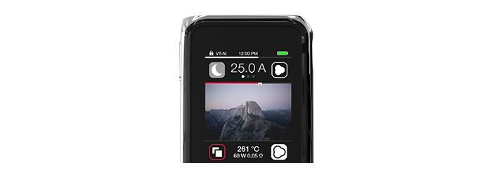 ecran joyetech cuboid pro touch 200w
