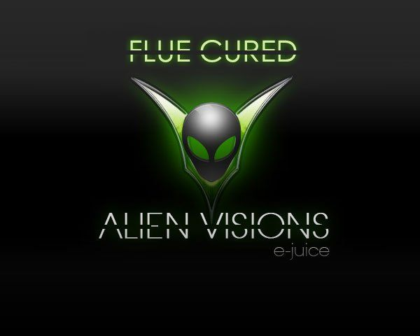 flue cured alien vision