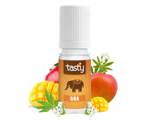 eliquide goa tasty 10ml