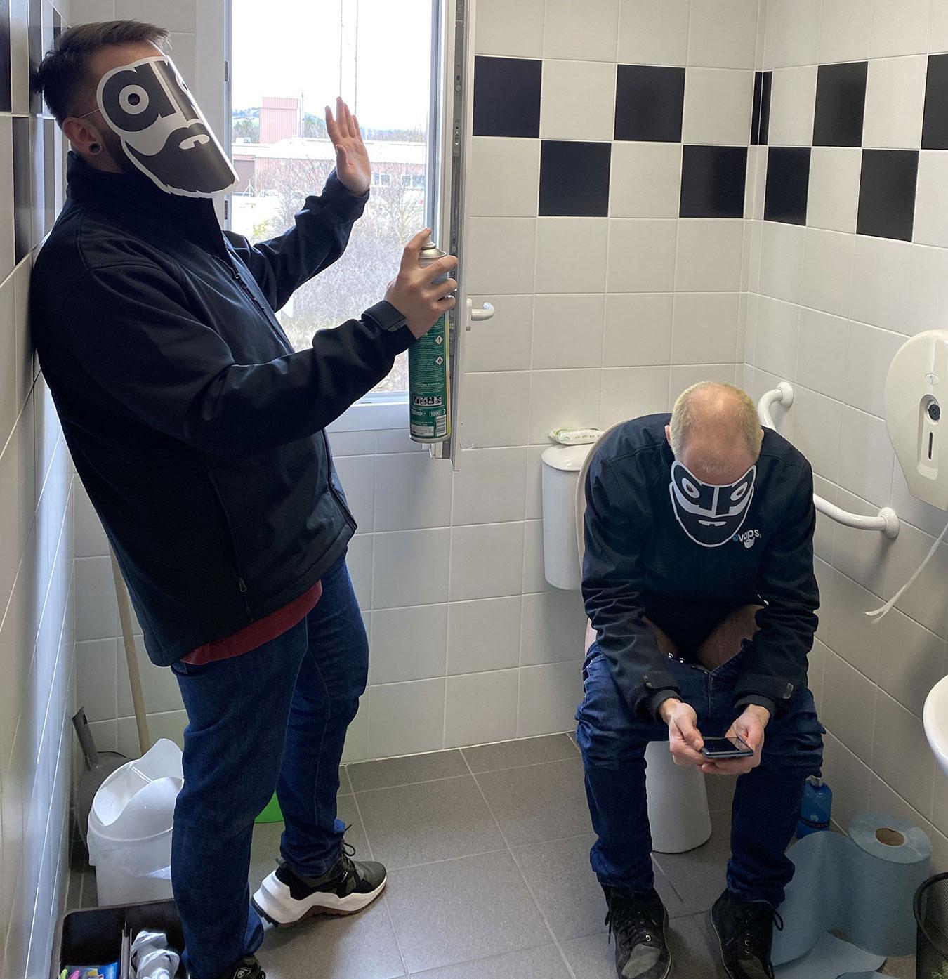 toilette evaps