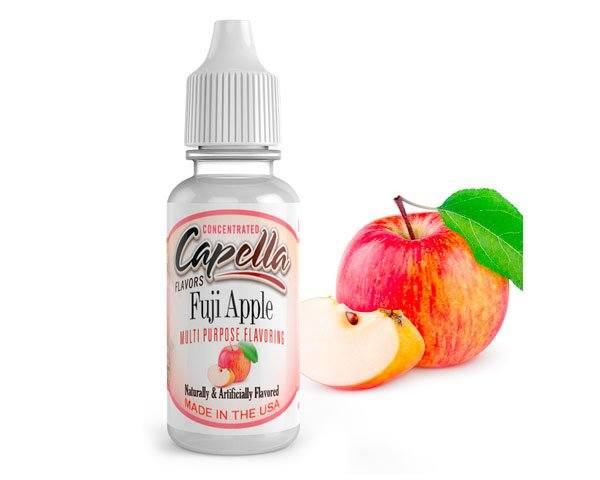 fuji apple capella