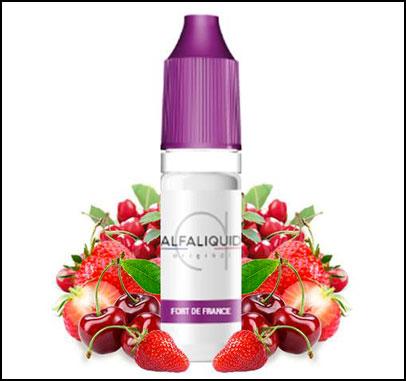 Meilleur e liquide fraise Alfaliquid