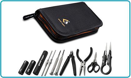 mini tool kit v2 geekvape outils pour vape experte