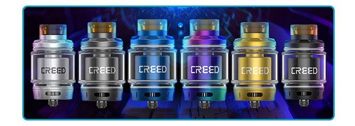 atomiseur creed 6.5ml geekvape