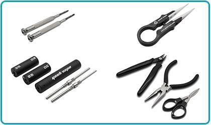 outils du mini tool kit v2 geekvape