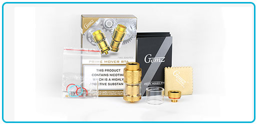 package gemz prime mover rta