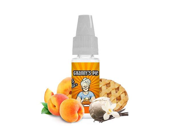 granny's pie vape breakfast