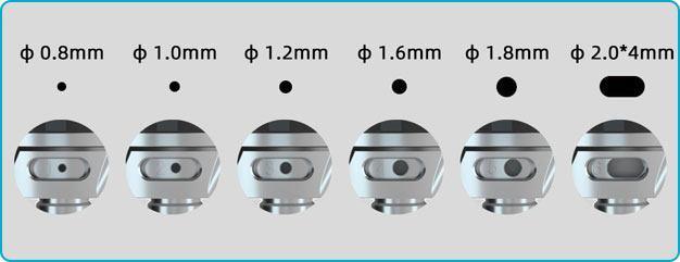 atomiseur reconstructible MD RTA HellVape inhalation directe