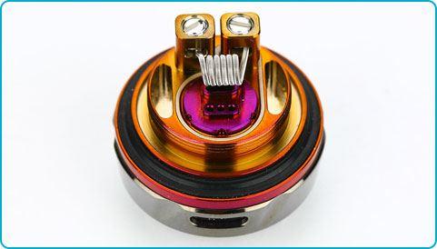 atomiseur reconstructible MD RTA HellVape inhalation indirecte