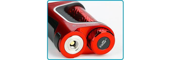 pico s eleaf rouge pin 510