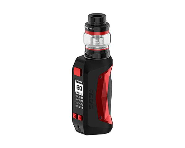 kit aegis mini rouge geekvape