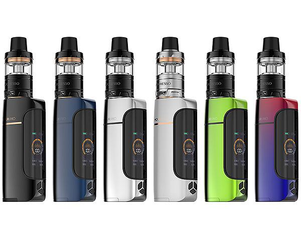 kit armour pro 100w vaporesso couleurs
