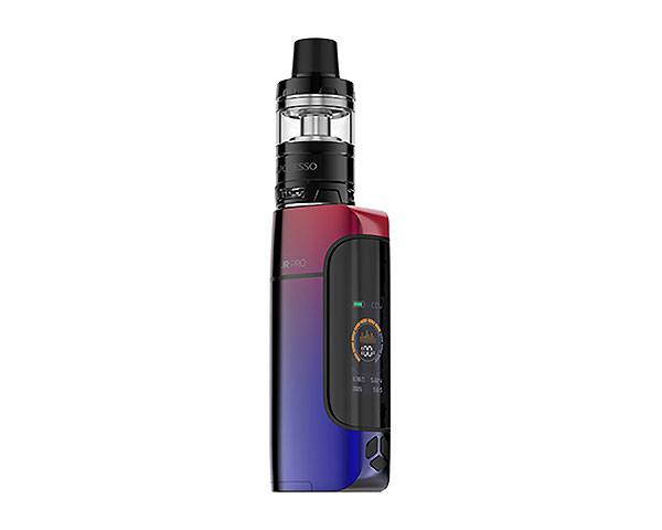 kit armour pro 100w vaporesso rouge bleu