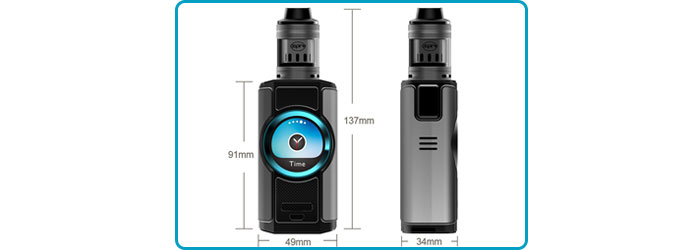 Aspire Dynamo Kit Size Taille