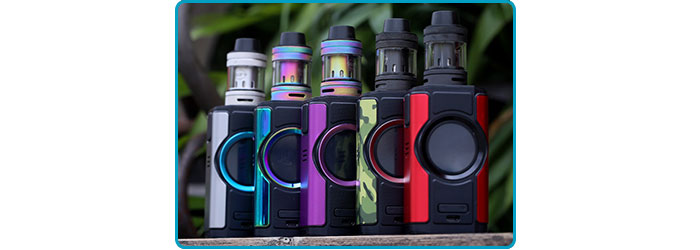 notice aspire dynamo kit