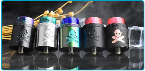 Kit Vandy Vape Bonza RDA atomiseur