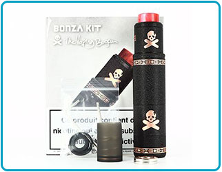 Kit Vandy Vape Bonza RDA packaging