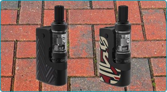 kit compact 16 1400mah Q16 pro avis