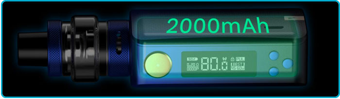 Kit gen nano 2000mah vaporesso