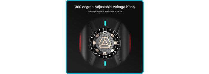iJoy Zenith 3 voltage variable