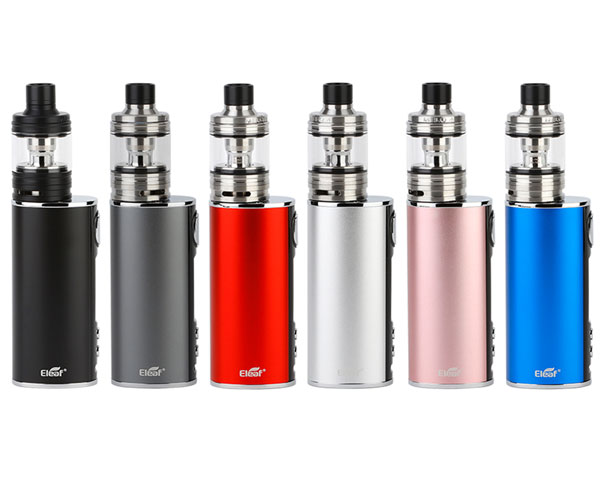 kit istick t80 eleaf couleurs