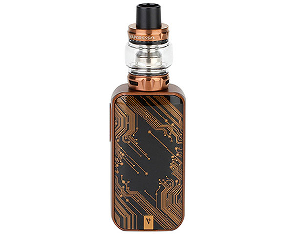 Kit luxe s 220W vaporesso bronze