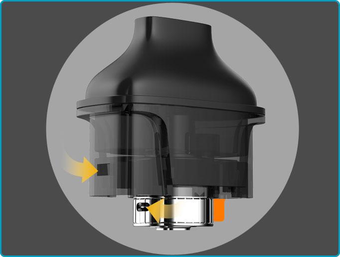 manuel d'utilisation aspire nautilus pod airflow