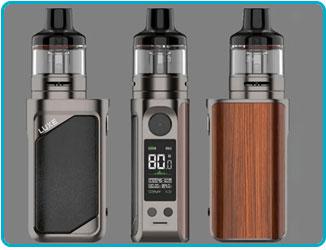 achat et utilisation kit luxe 80 vaporesso