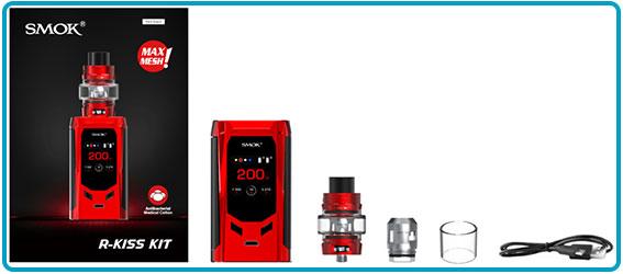 kit R-Kiss Smok 200w