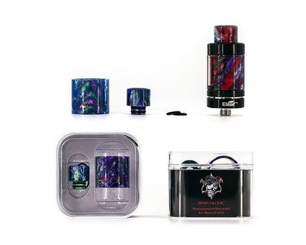 Demonkiller kit resine drip tip