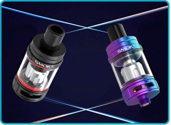 Kit rigel mini 80w + clearomiseur subohm tfv9 mini smoktech