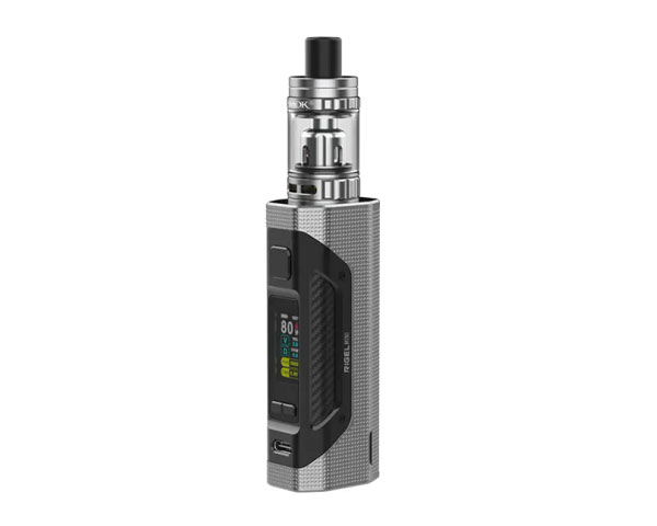 Achat kit rigel mini 80w silver smoktech