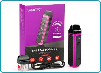 Kit RPM40 contenu Smoktech